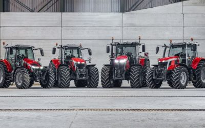 Massey Ferguson Launches New 6S, 7S, 8S Tractors and More